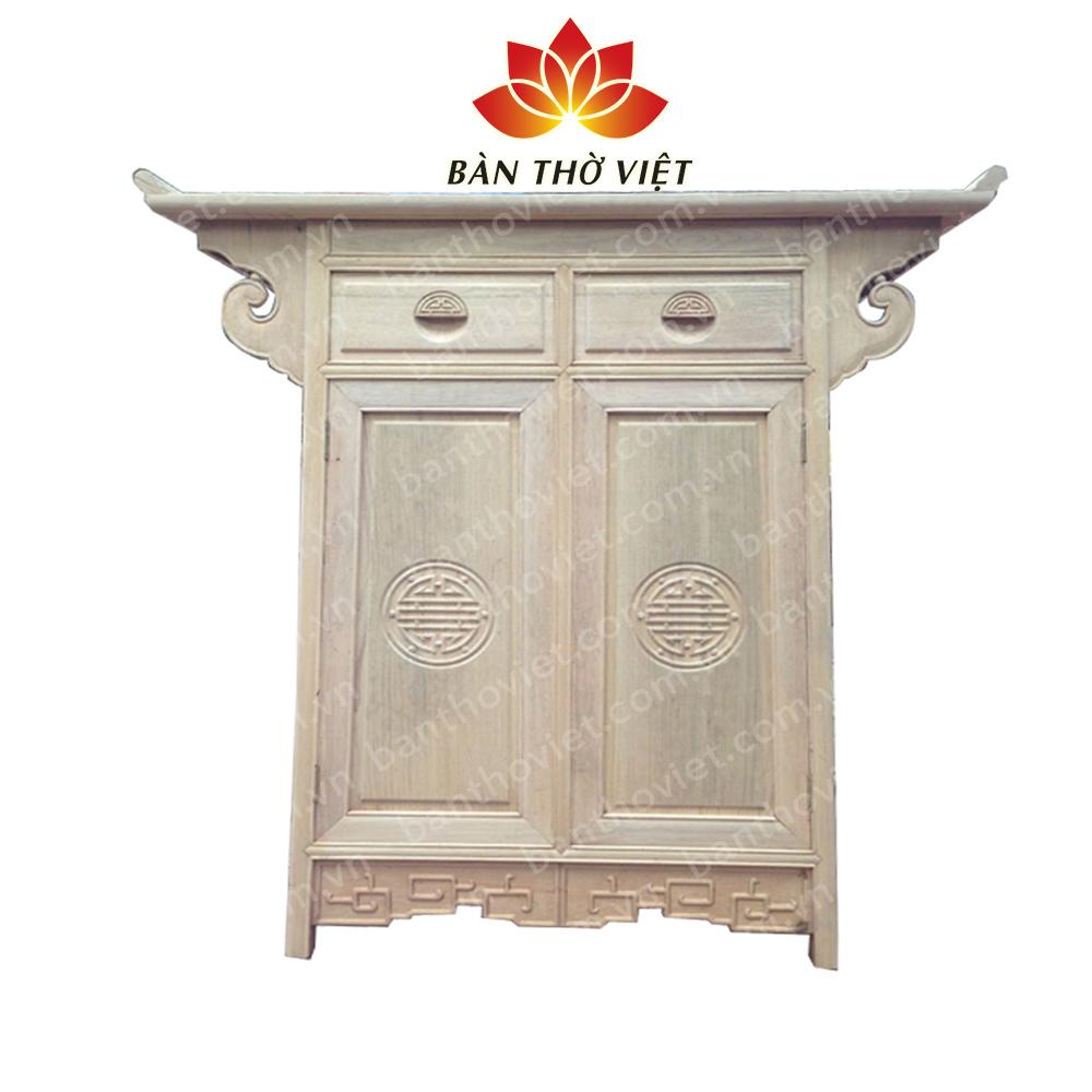 Những mẫu tủ thờ gỗ hương đẹp tại nội thất Bàn Thờ Việt