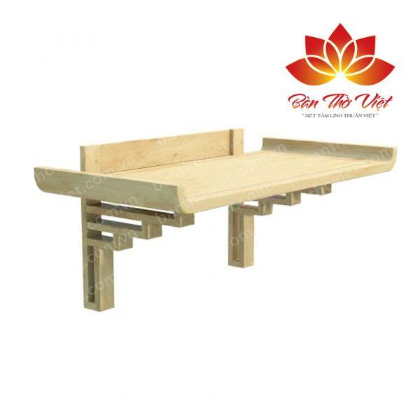 Mua bàn thờ treo tường ở đâu đẹp, chất lượng đảm bảo?