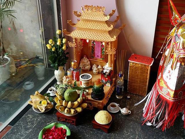 Cách đặt bàn thờ Ông Địa - Thần Tài để hút Lộc vào nhà 1