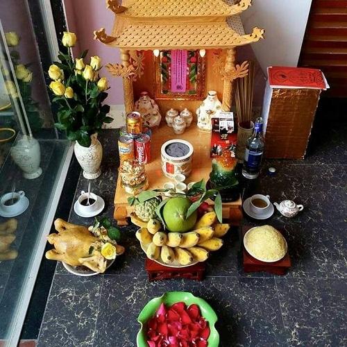 Cách đặt bàn thờ Ông Địa - Thần Tài để hút Lộc vào nhà 2