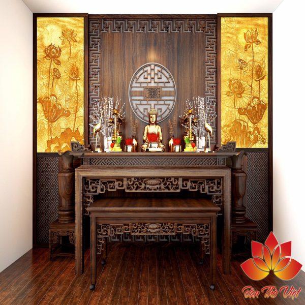 Tổng hợp những mẫu bàn thờ tổ tiên hiện đại- Xu hướng năm 2020